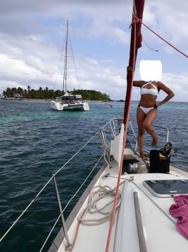 Noleggio Barca a vela con o senza skipper Bénéteau a Marie-Galante Island