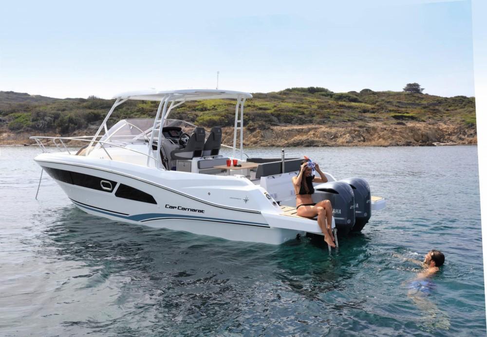 Noleggio yacht Bastia - Jeanneau Cap Camarat 9.0 WA su SamBoat