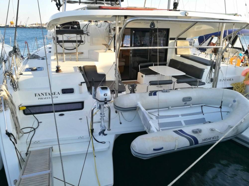 Noleggio barche  economico Lagoon 42