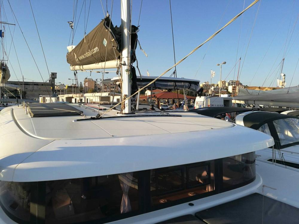 Noleggio Catamarano con o senza skipper Lagoon