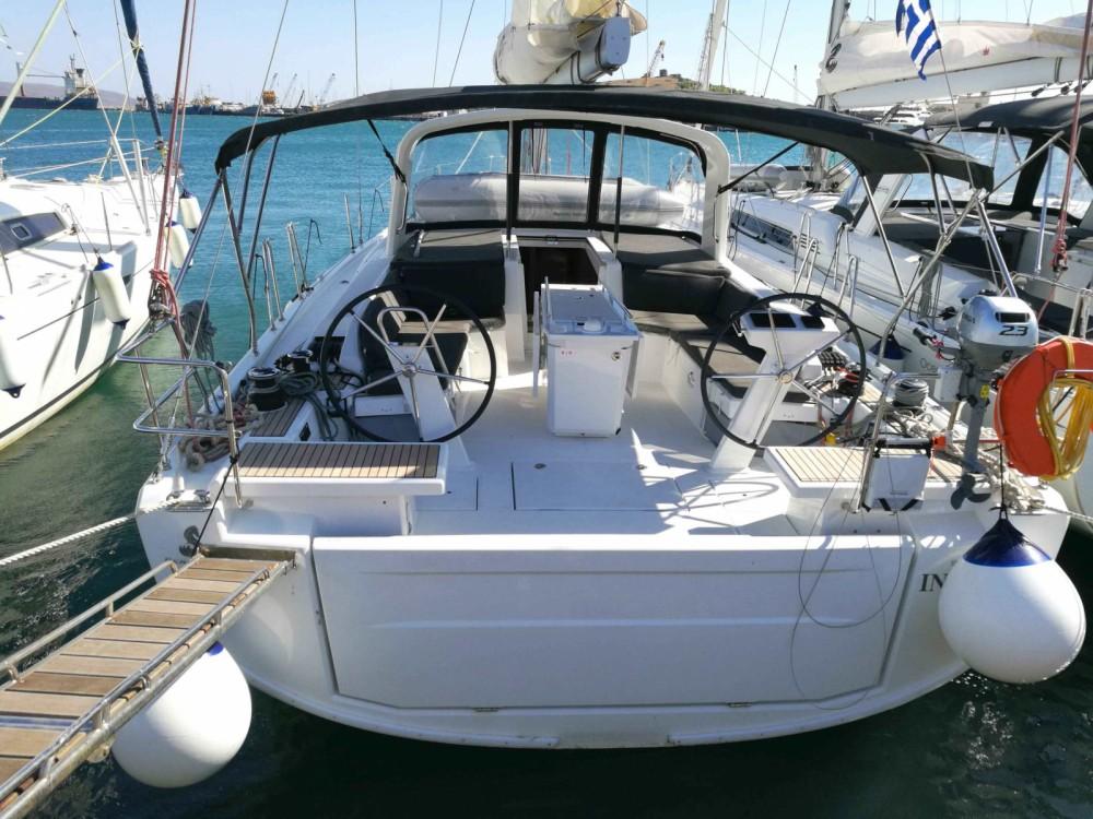 Noleggio Barca a vela con o senza skipper Bénéteau Λαύριο
