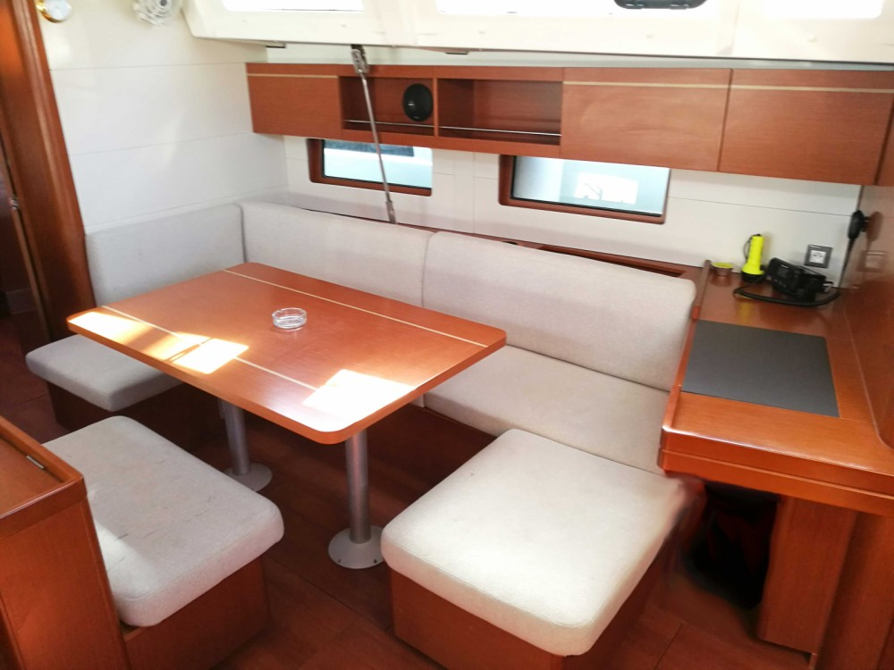 Noleggio barche Bénéteau Oceanis 46.1 Λαύριο su Samboat