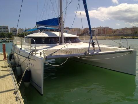 Noleggio barche Fountaine Pajot Lavezzi 40 a Cagliari su Samboat