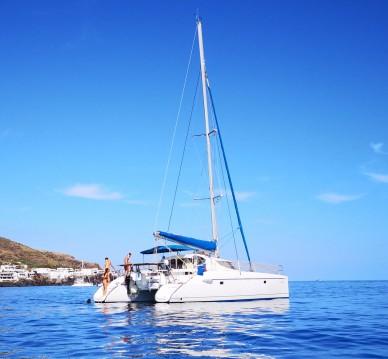 Noleggio yacht a Cagliari – Fountaine Pajot Lavezzi 40 su SamBoat