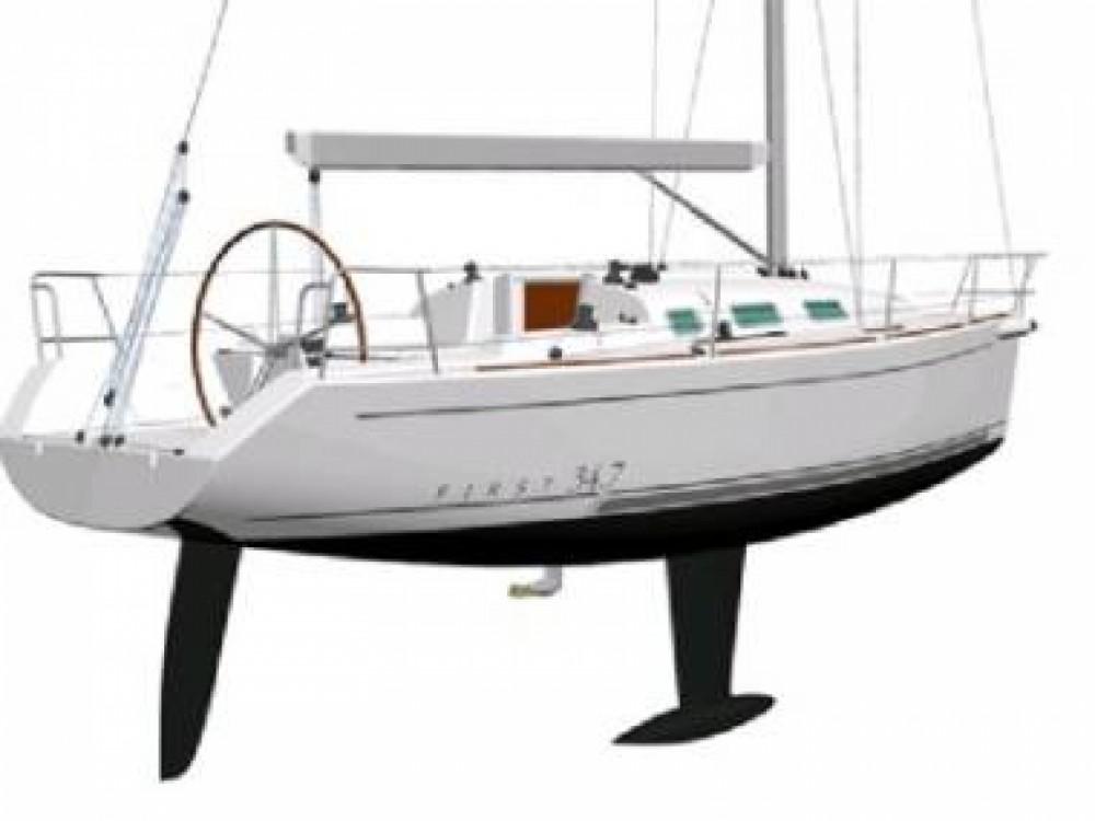 Noleggio Barca a vela con o senza skipper Bénéteau Santa Teresa Gallura
