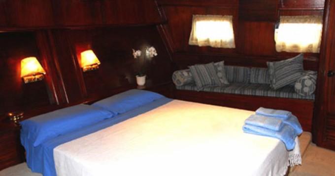 Noleggio Barca a vela goletta con patente nautica