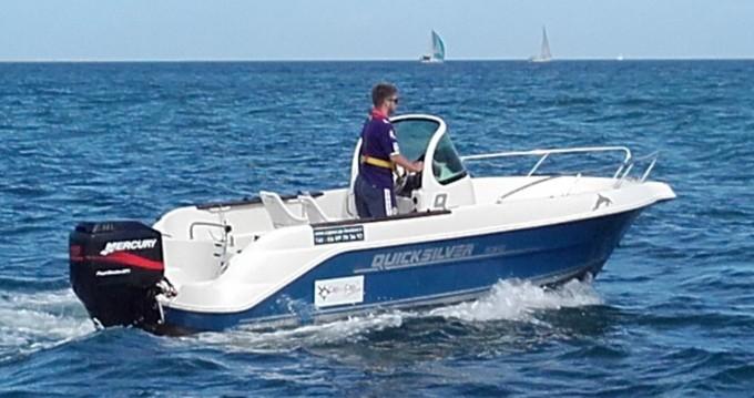 Noleggio barche La Rochelle economico Quicksilver 535 Open