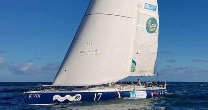Noleggio Barca a vela Mauric-Pouvreau con patente nautica