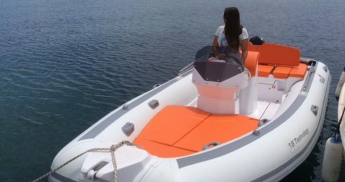 Noleggio Gommone a Lido del Sole – MV Marine 18 technology