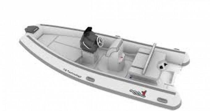 Noleggio Gommone MV Marine con patente nautica