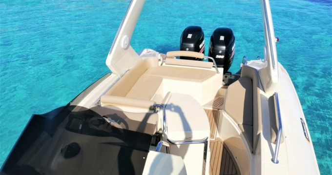 Noleggio Gommone con o senza skipper Solemar a Palau