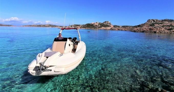 Noleggio barche Solemar Solemar New 28 a Palau su Samboat
