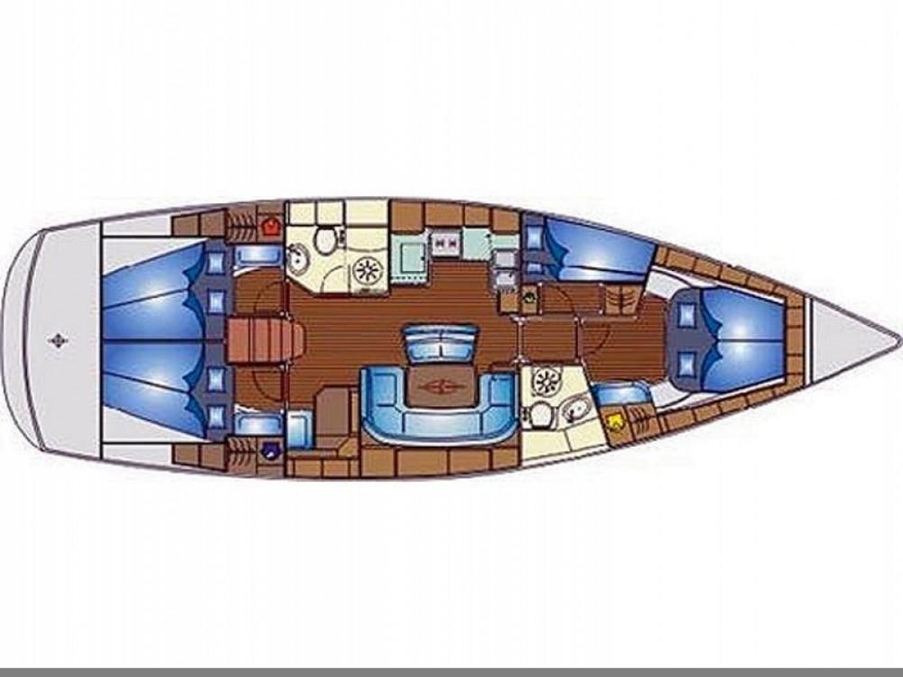Noleggio Barca a vela con o senza skipper Bavaria Βόλος