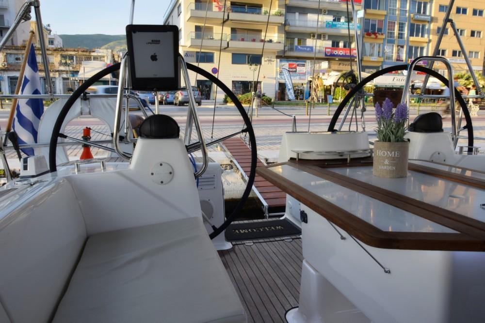 Barca a vela a noleggio Βόλος al miglior prezzo