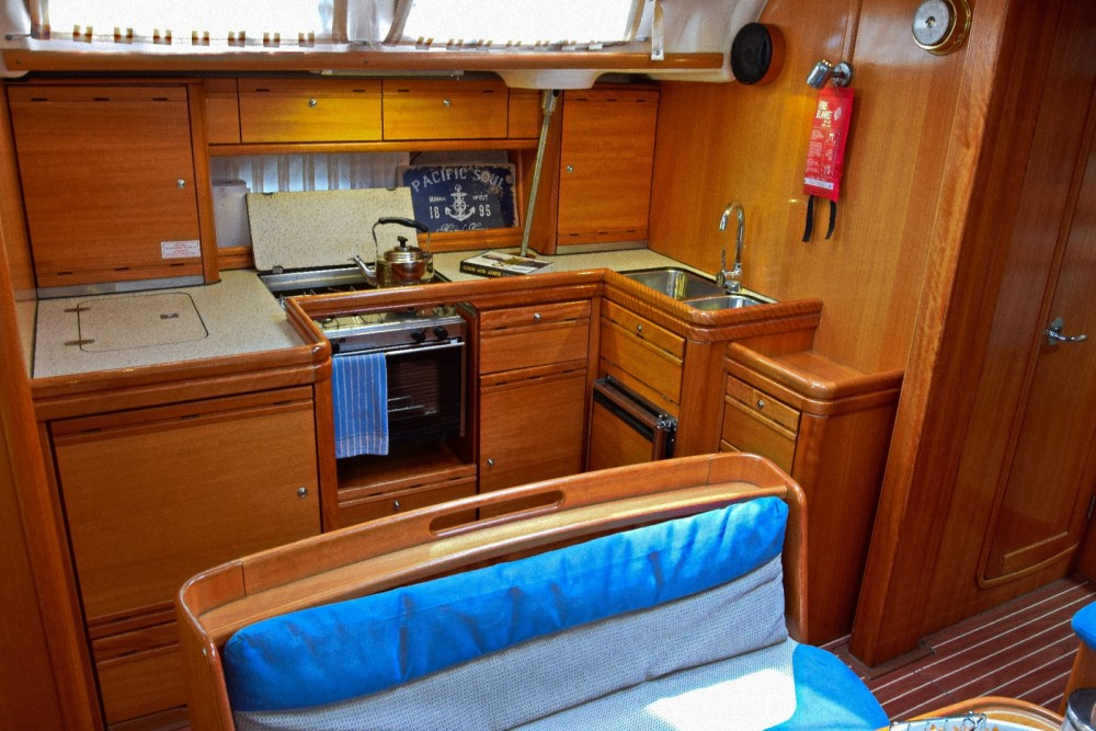 Noleggio yacht Βόλος - Bavaria Bavaria 46 Cruiser su SamBoat