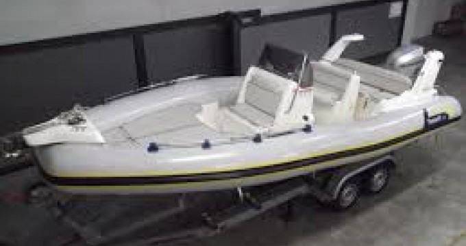 Noleggio barche Marlin 20 Marlin 20 a Ragusa su Samboat