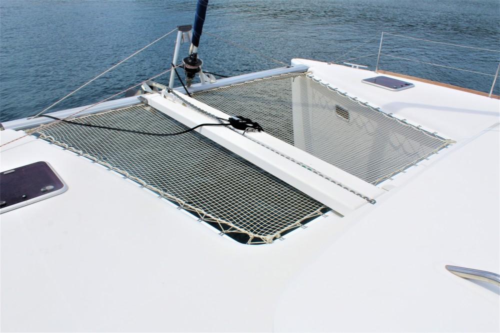 Noleggio yacht Le Marin - Lagoon Lagoon 400 su SamBoat