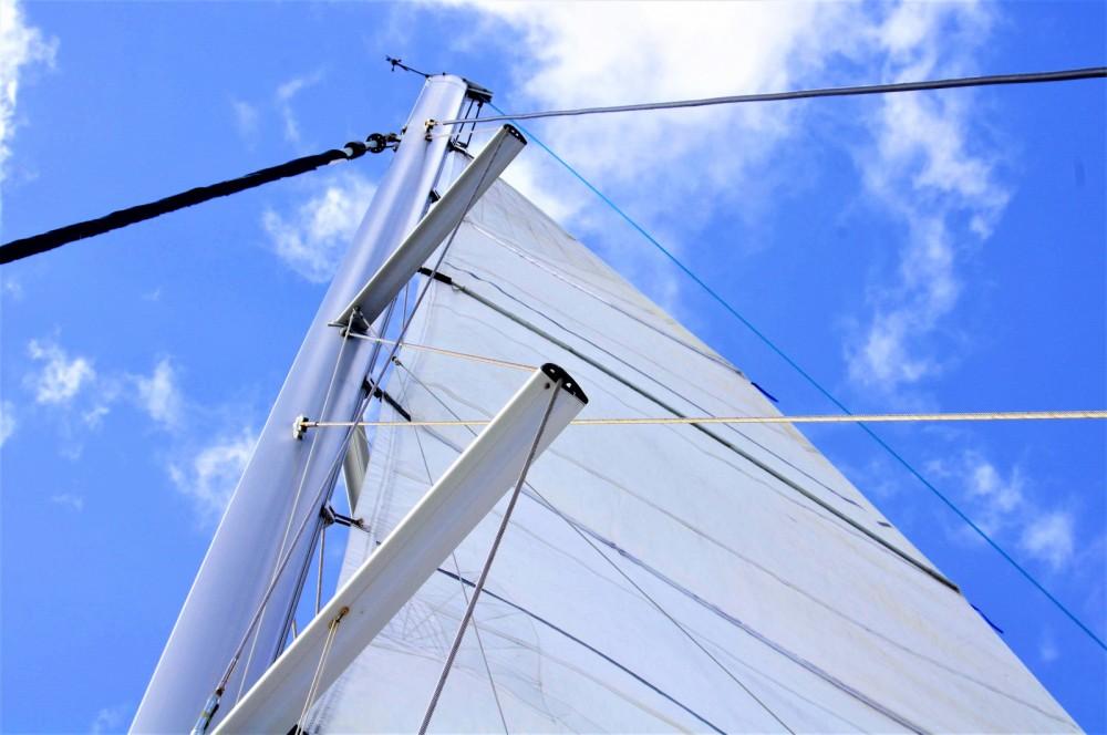 Noleggio barche Le Marin economico Lagoon 400