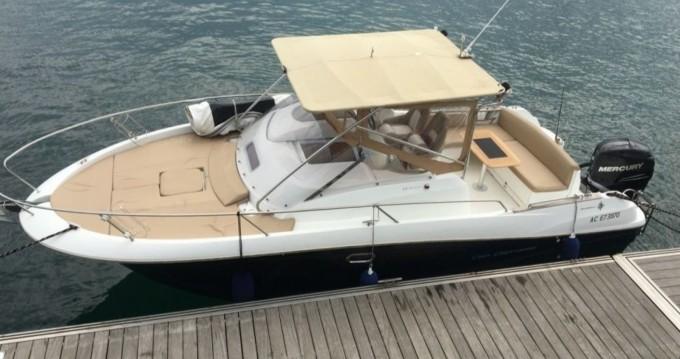 Noleggio yacht a Dinard – Jeanneau Cap Camarat 8.5 WA su SamBoat