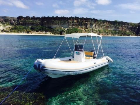 Noleggio Gommone a Formicoli – Nautica Diving ND 5.3
