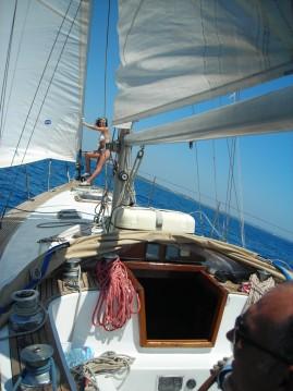 Barca a vela a noleggio a Marzamemi al miglior prezzo
