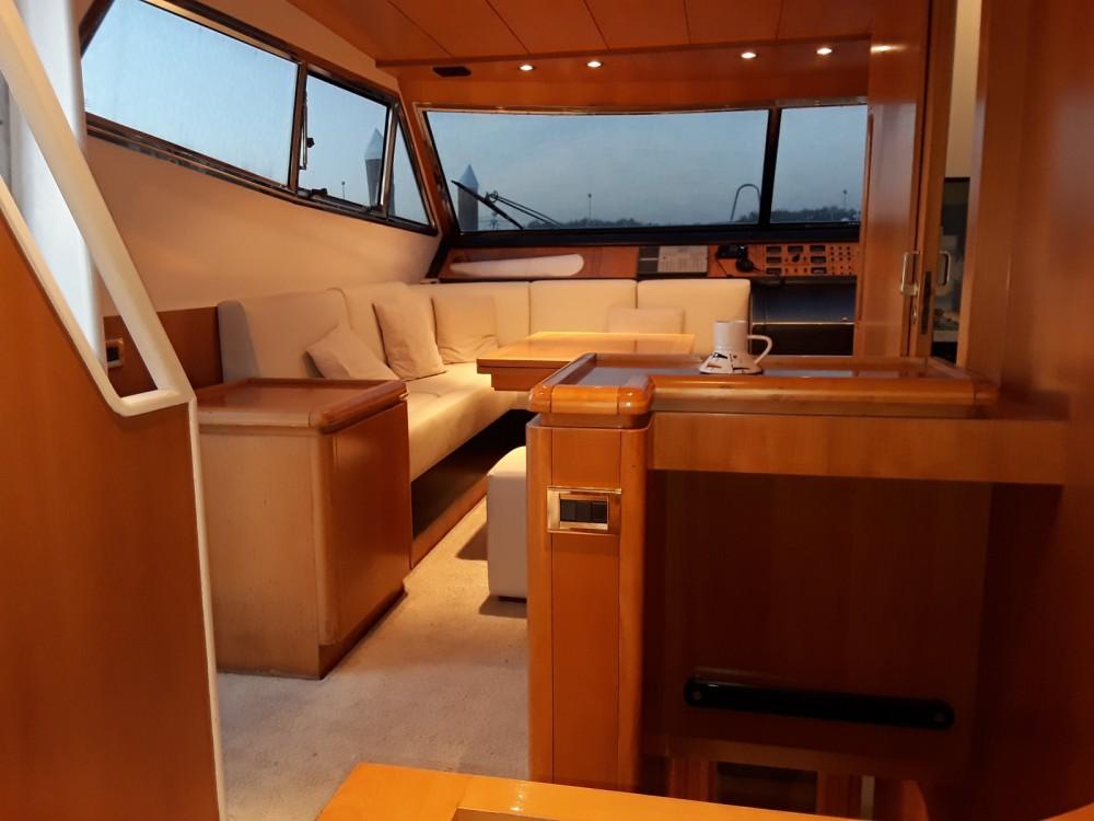 Noleggio Yacht San Lorenzo con una patente