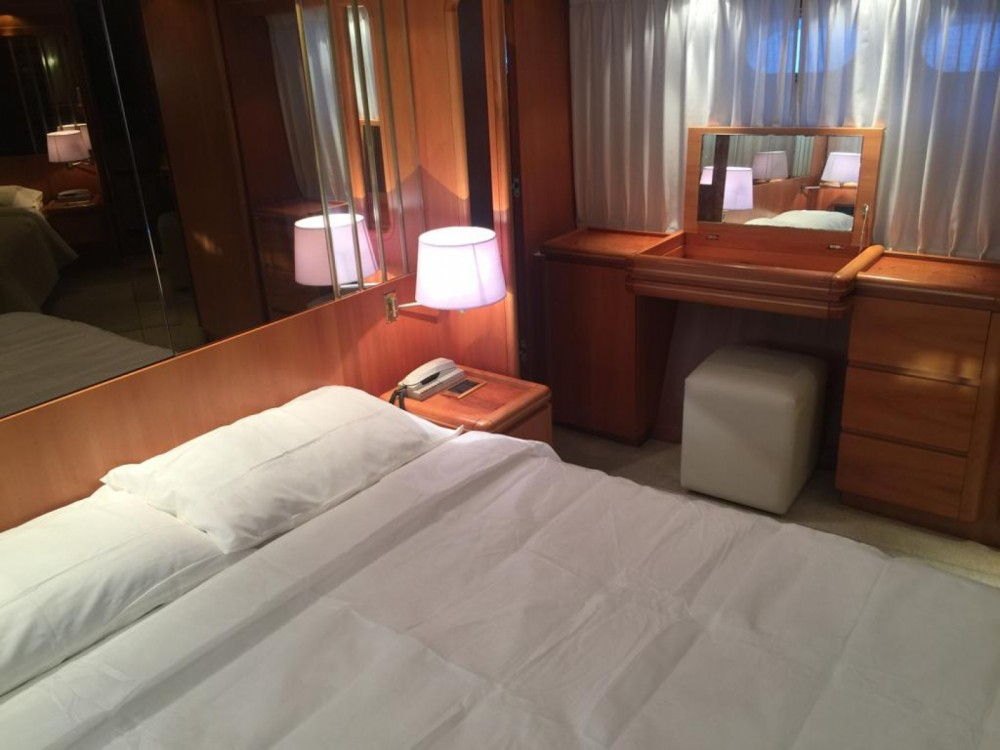 noleggio Yacht Fiumicino - San Lorenzo SL 57