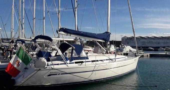 Bavaria Cruiser 36 tra privati e professionisti a Castellammare di Stabia