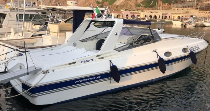 Barca a motore a noleggio Buggerru al miglior prezzo