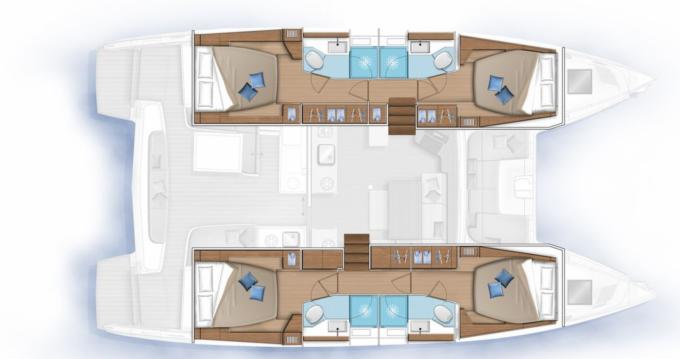 Catamarano a noleggio a Stintino al miglior prezzo