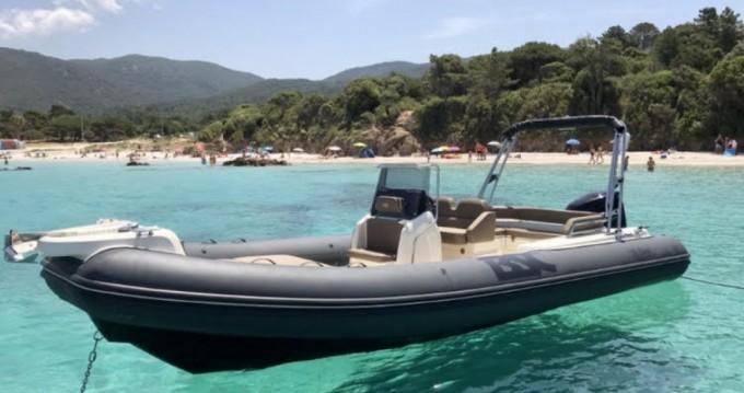 Noleggio barche Pietrosella economico 78 ebony