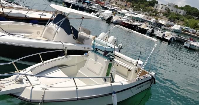 Noleggio yacht a Santa Maria di Leuca – Elan Elan Fisherman  su SamBoat