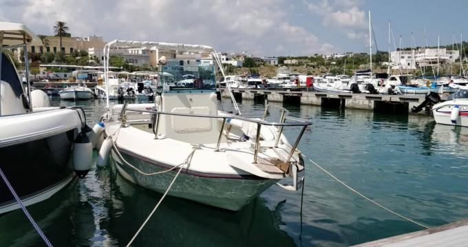 Noleggio barche Elan Elan Fisherman  a Santa Maria di Leuca su Samboat