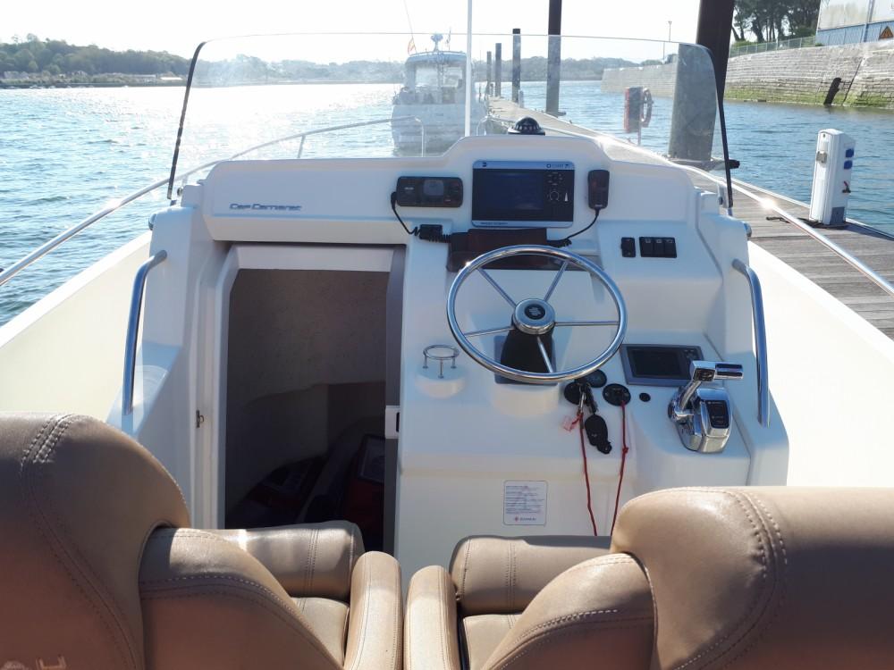 Noleggio Barca a motore con o senza skipper Bénéteau Bayonne