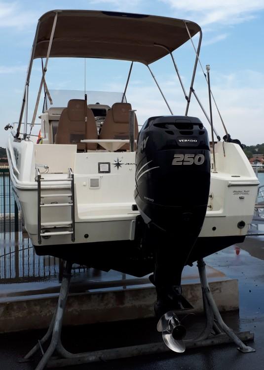 Noleggio barche Bayonne economico Cap Camarat 7.5 CC