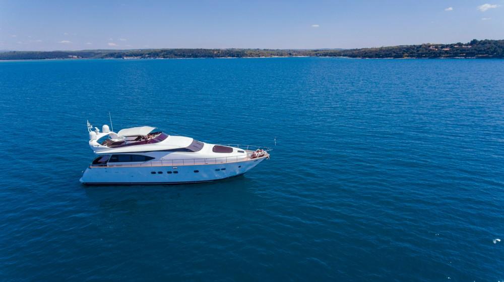 noleggio Yacht Cittanova - Maiora Maiora 20