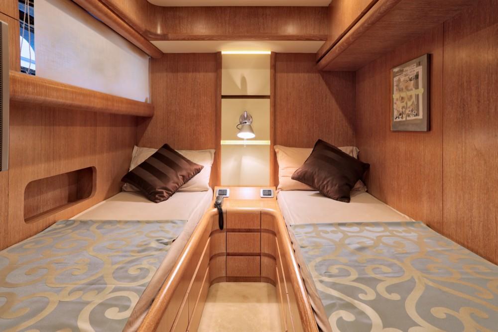 Yacht a noleggio Cittanova al miglior prezzo