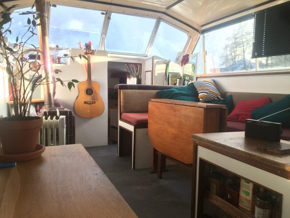 Noleggio Houseboat con o senza skipper Connoisseur Nantes