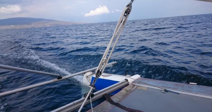Noleggio barche Clare Island economico dart 18