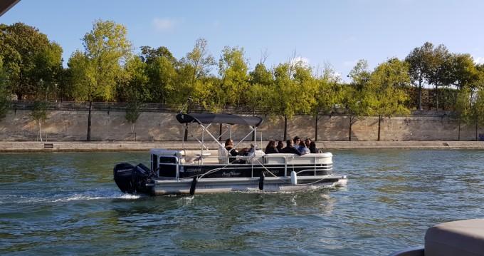 Noleggio Barca a motore a Paris – Smokercraft Sunchaser