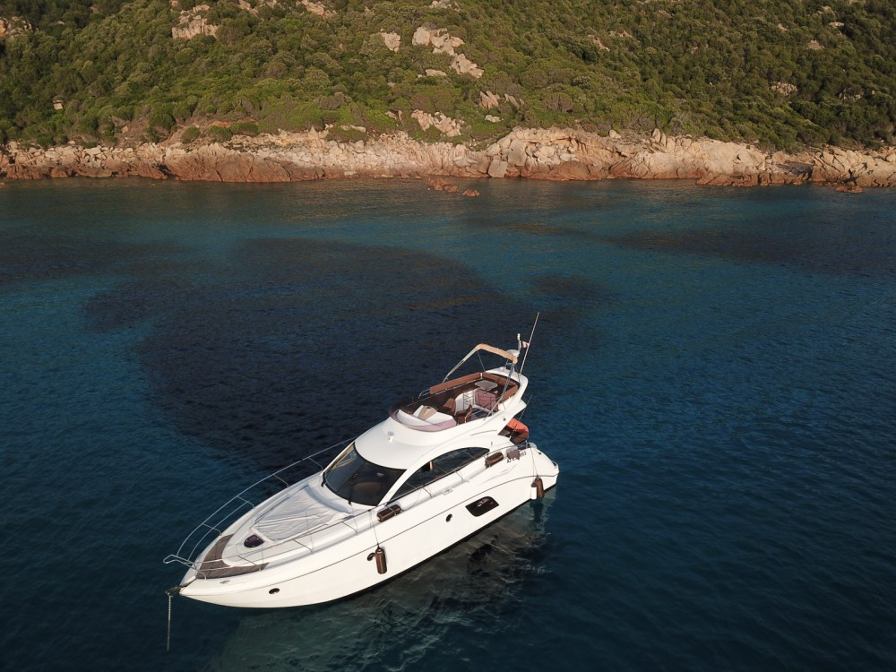 noleggio Barca a motore Ajaccio - Bénéteau Monte Carlo 47 Fly