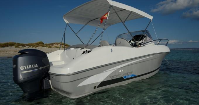 Noleggio yacht a Ibiza Town – Bénéteau Flyer 650 SD su SamBoat
