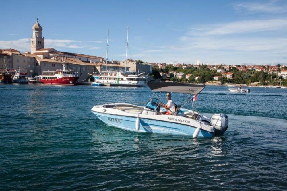 noleggio Barca a motore Veglia - Rancraft RS5