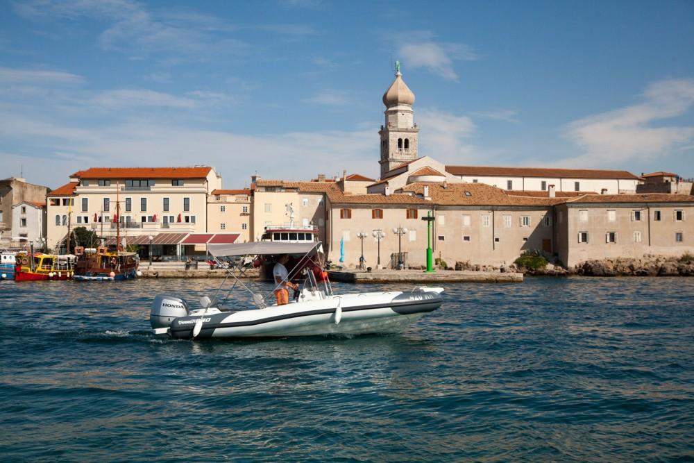Noleggio barche Veglia economico Dynamic 630