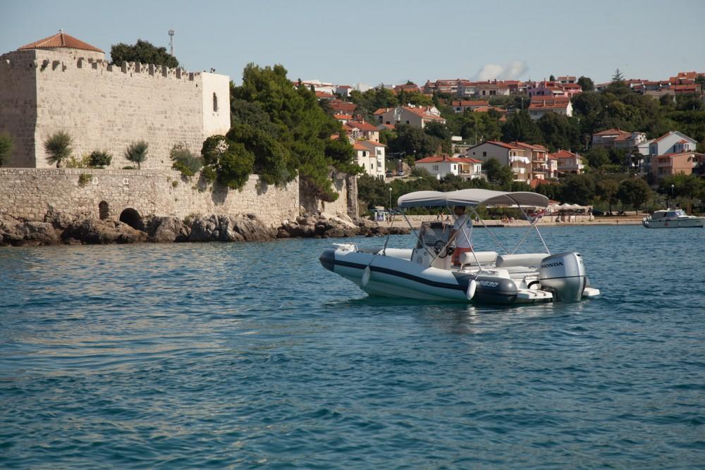 Marlin Boat Dynamic 630 tra personale e professionale Veglia