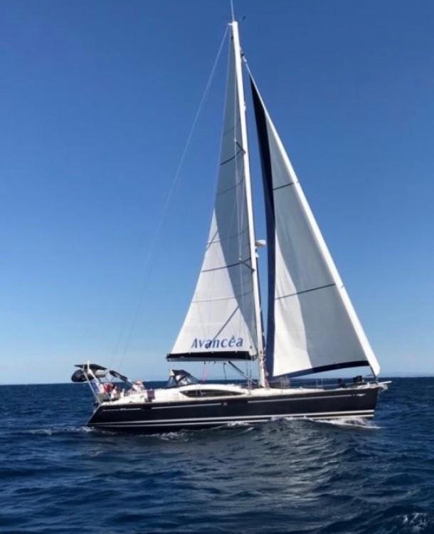 Noleggio barche Jeanneau Sun Odyssey 50 DS Le Grau-du-Roi su Samboat