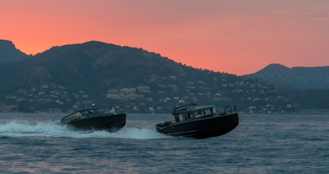 Noleggio Barca a motore con o senza skipper Xo Boats a Vannes