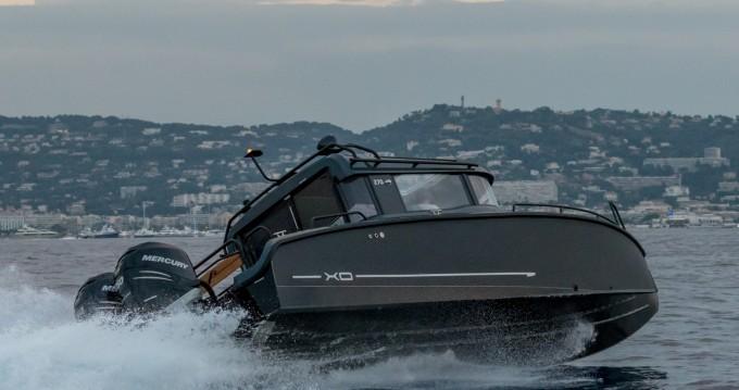 Noleggio barche Xo Boats XO 270 RS a Vannes su Samboat