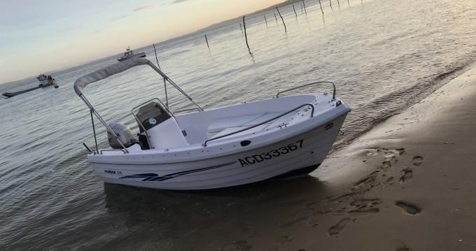 Noleggio Barca a motore a Lège-Cap-Ferret – Poseidon 510 T