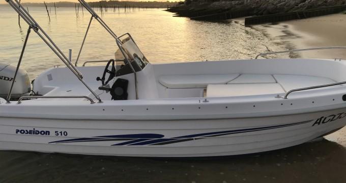 Noleggio barche Lège-Cap-Ferret economico 510 T